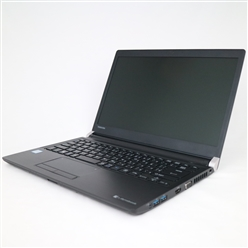 【Windows10】dynabook  R73/B / 13.3インチ/ Core i5-6300U/ 2.4GHz/ 4GB/ HDD 500GB