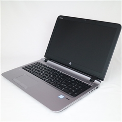 【Windows10】Probook 450 G3/ 15.6インチ/ Core i5-6200U/ 2.3GHz/ 8GB/ SSD 256GB