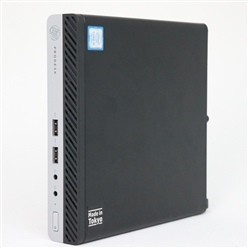 【Windows10】PRODESK  400 G3 DM/ Core i5-7500T/ 2.7GHz/ 4GB/ HDD 500GB