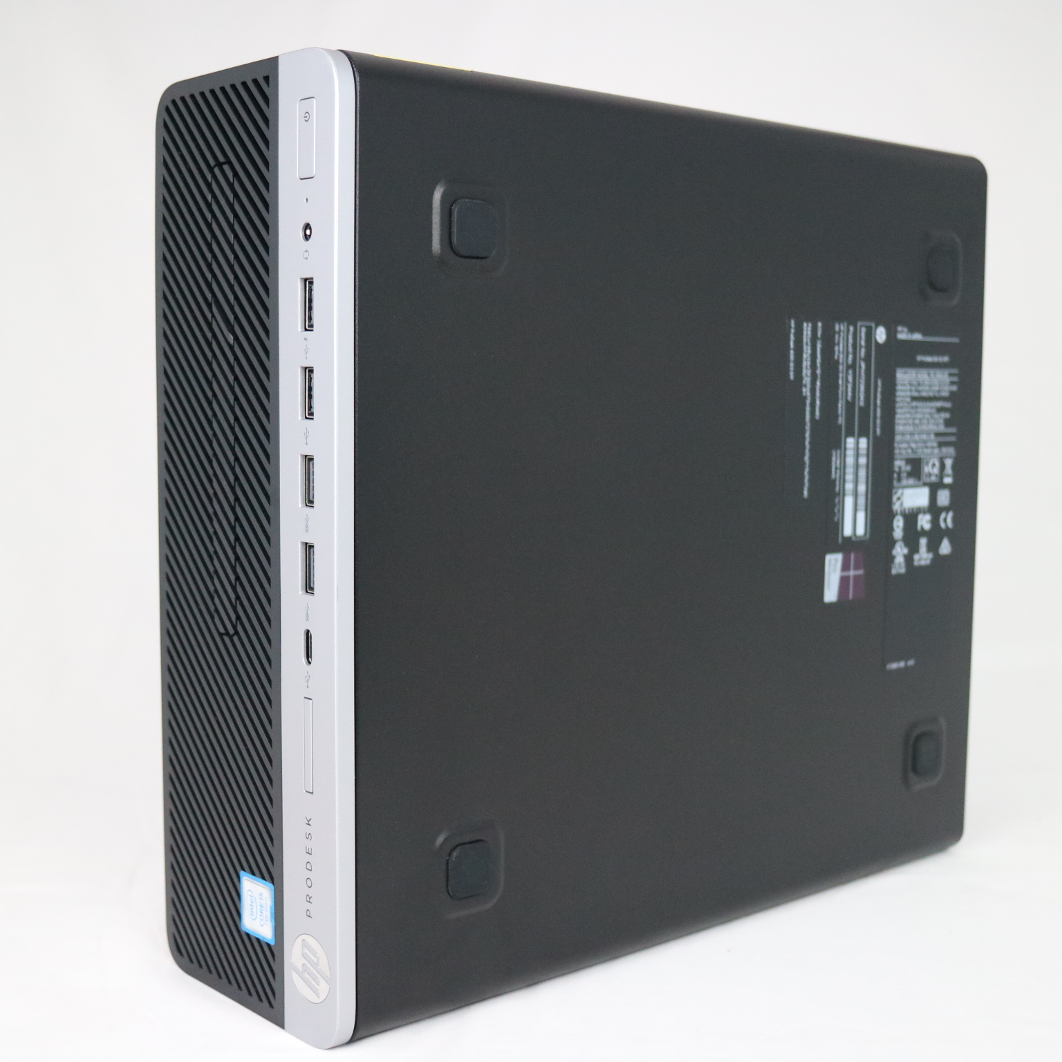 【Windows10】PRODESK 600 G3 SF/ Core i5-7500/ 3.4GHz/ 8GB/ HDD 500GB