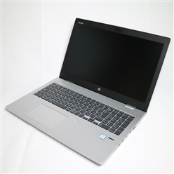 【Windows10】Probook 650 G4/ 15.6インチ/ Core i7-8550U/ 1.8GHz/ 8GB/ SSD 256GB