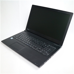【Windows10】dynabook B65/B / 15.6インチ/ Core i5-6200U/ 2.3GHz/ 8GB/ SSD 256GB