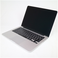 MacBook Pro (Retina 13-inch、Early 2015)/ Core i7/ 3.1GHz/ 16GB/ SSD 256GB/ US英字キーボード